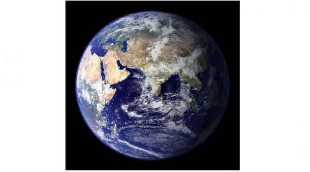 Il Doodle di Google per l'Earth day 2017