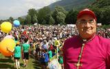 Dalla Terra Santa un messaggio del Vescovo Coletti