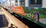 Treni: un invito a venire in Valtellina lungo oltre 200 metri