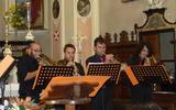 """""""TuttOttoni Brass Quartet"""" in concerto. Successo"""